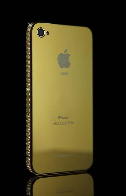 iVIP iPhone Rear