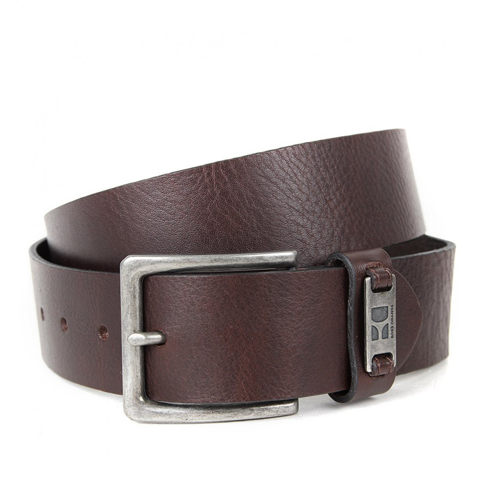 Boss Orange Jackson Leather Belt | iVIP BlackBox