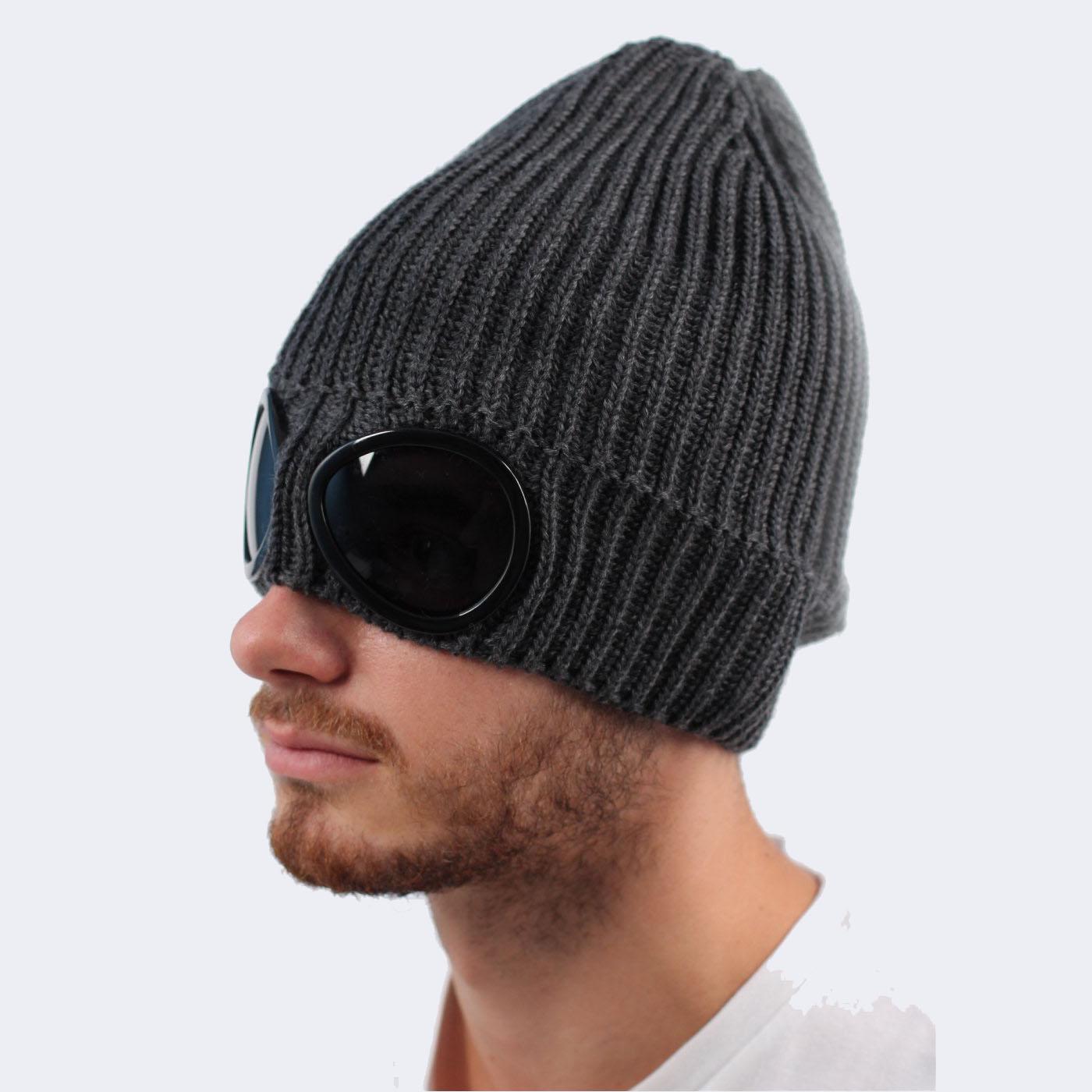 c3a4de532 CP Company Goggle Beanie Hat