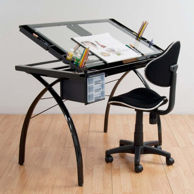 Futura Drafting Table IVIP BlackBox