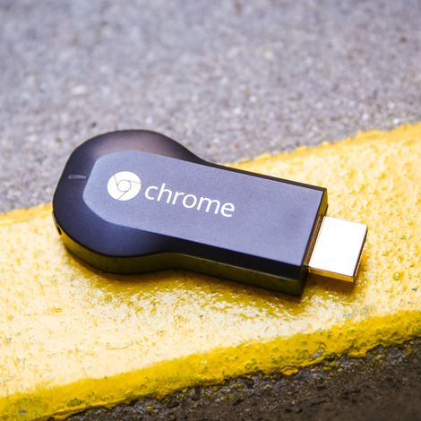 how to play from mac to tv using chromecast