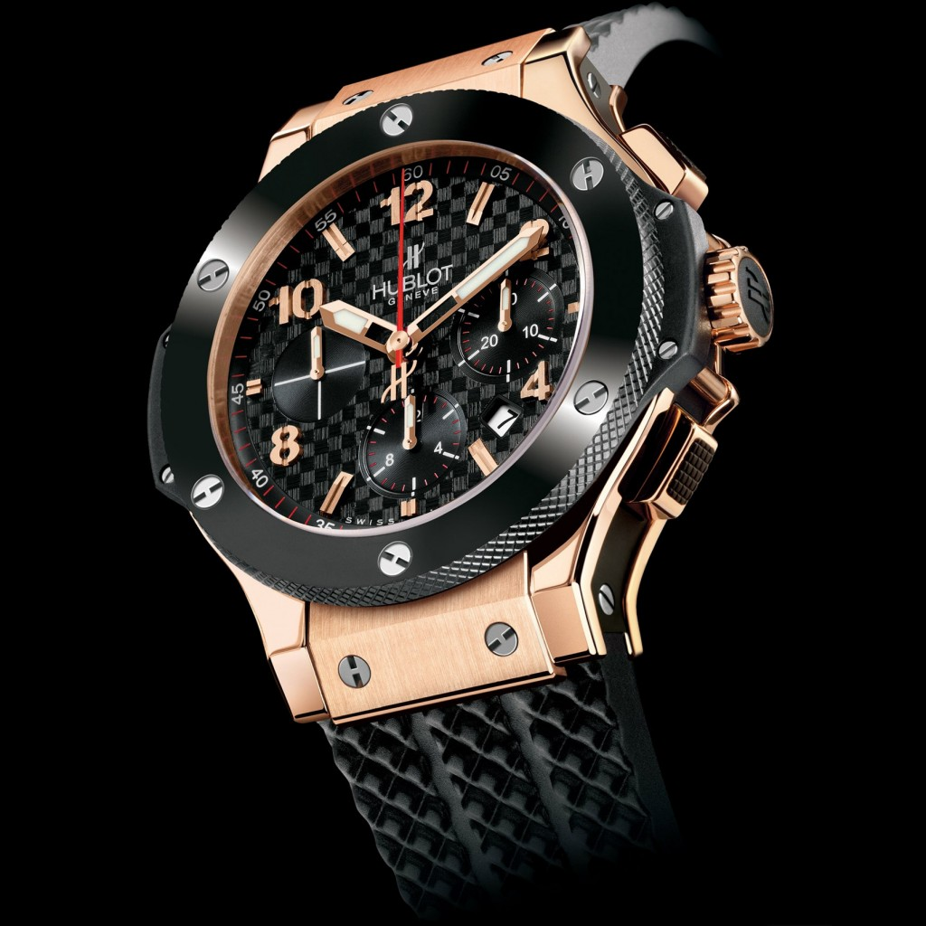 Hublot Big Bang Rose Gold Wroc Awski Informator