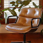 Knoll Pollock Executive Chair   iVIP BlackBox