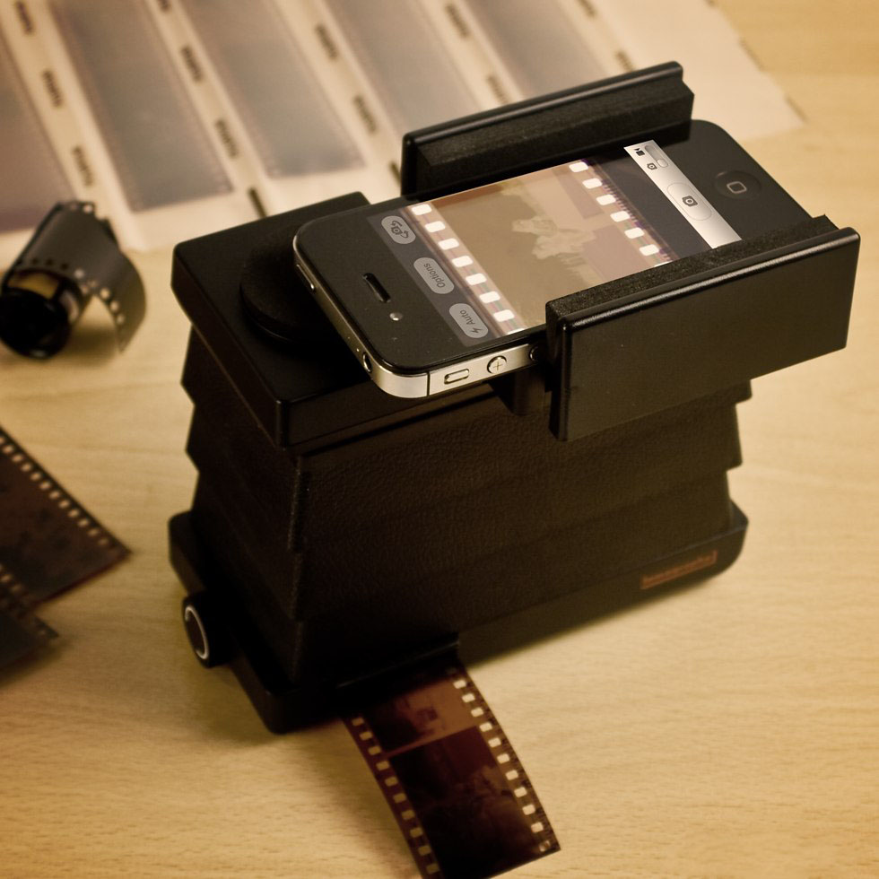 Lomography Smartphone Film Scanner   iVIP BlackBox