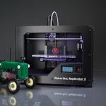 MakerBot Replicator 2 3D Printer   iVIP BlackBox