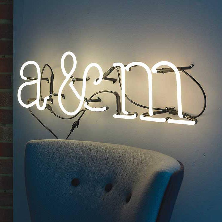 Neon Letter Lights | iVIP BlackBox