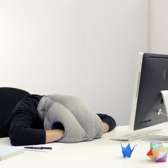 Ostrich Pillow Ivip Blackbox