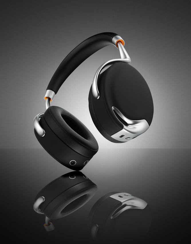 Parrot Zik Wireless Headphones   iVIP BlackBox