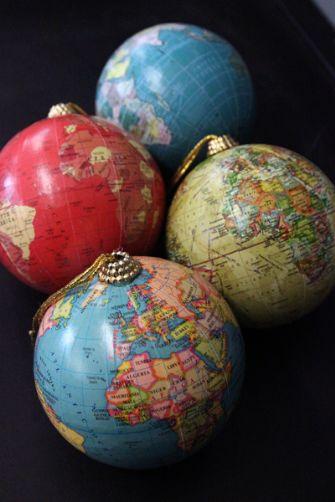 Globe Decorations | iVIP BlackBox