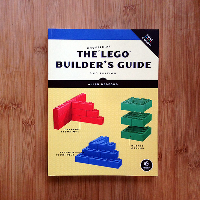 The Unofficial Lego Builder's Guide | iVIP BlackBox