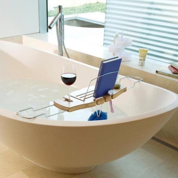 Umbra Aquala Bathtub Caddy | iVIP BlackBox