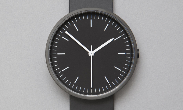 Uniform Wares 103 Series PVD Grey | iVIP BlackBox