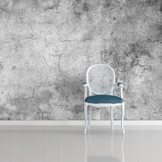 Urban Concrete Wallpaper by Watts London | iVIP BlackBox