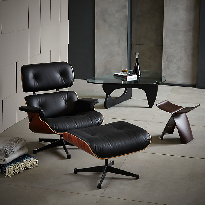 Beau Vitra Eames Lounge Chair | IVIP BlackBox