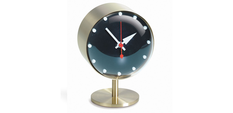 vitra night clock by george nelson ivip blackbox. Black Bedroom Furniture Sets. Home Design Ideas