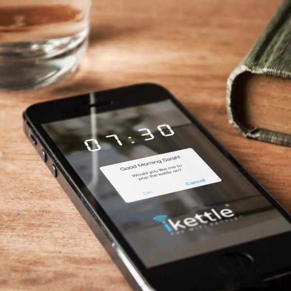 iKettle Wi-Fi Kettle 3 | iVIP BlackBox