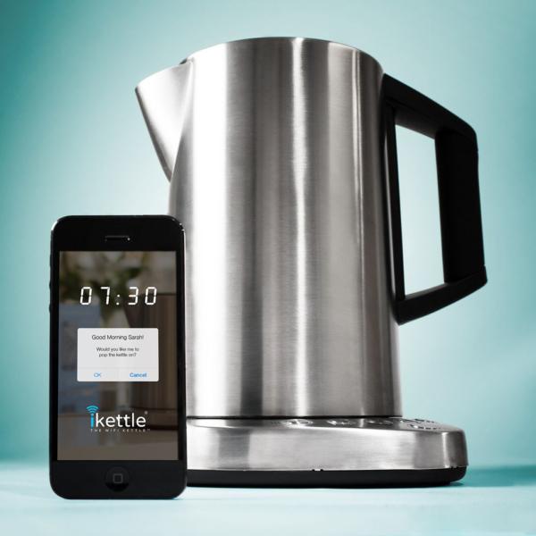 iKettle Wif-Fi Kettle | iVIP BlackBox