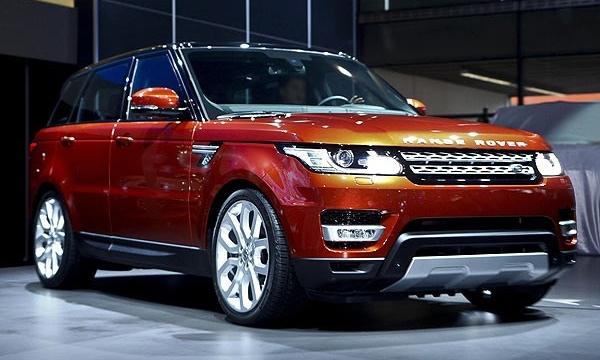 Range Rover Sport 2013 | iVIP BlackBox