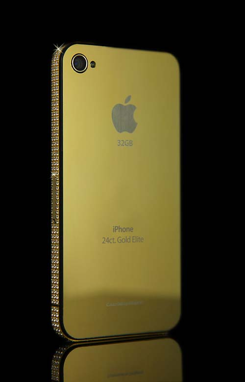 iVIP iPhone Rear