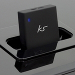 KitSound Dock Air Bluetooth Adaptor   iVIP BlackBox