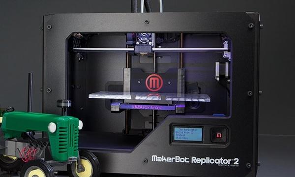 MakerBot Replicator 2 3D Printer | iVIP BlackBox