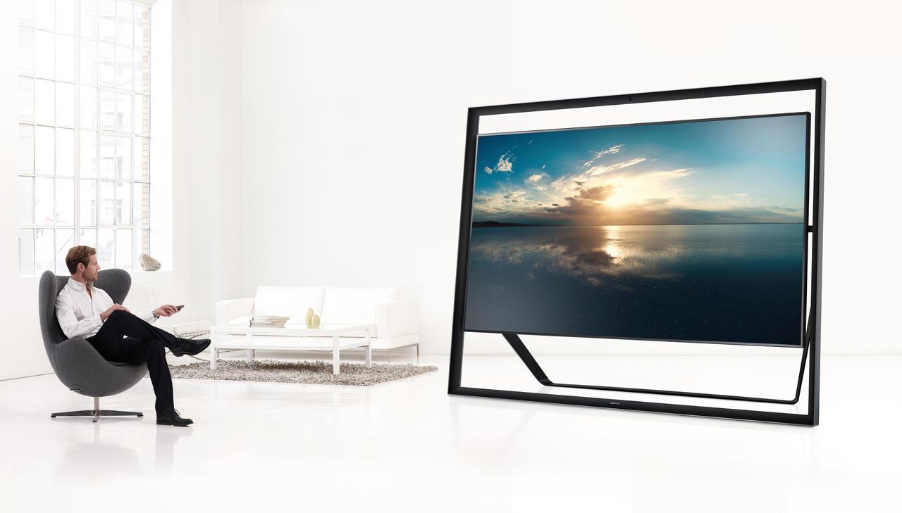 Samsung Smart 3d 4k Ultra Hd 85inch Led Tv Ivip Blackbox