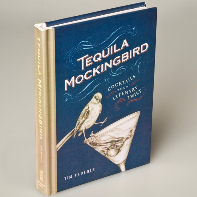 Tequila Mockingbird - Cocktails with a Literary Twist | iVIP BlackBox